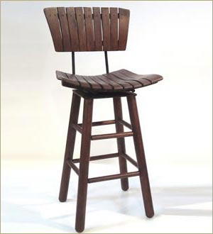 High Chair/Stool, Essential Collection - Style 03