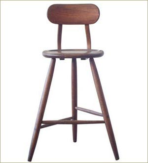 High Chair/Stool, Generis Collection - Style 03