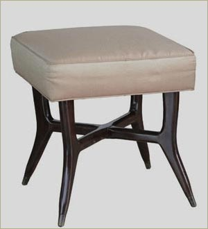 Low Stool, Generis Collection - Style 01
