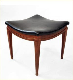 Low Stool, Generis Collection - Style 05