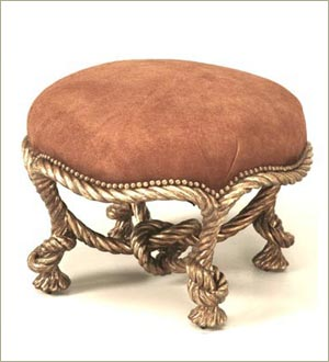 Low Stool, Generis Collection - Style 08