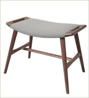 Low Stool, Generis Collection - Style 11
