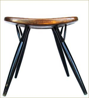 Low Stool, Generis Collection - Style 12
